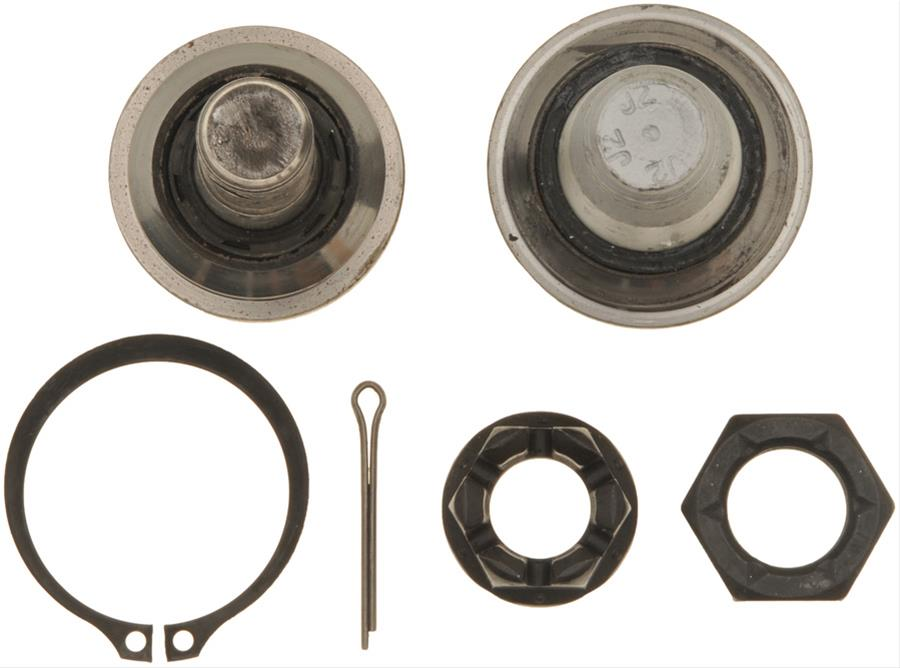 Spicer 700238 2X Dana 50 Or 60 Front Upper & Lower Ball Joint Kit (One Side)