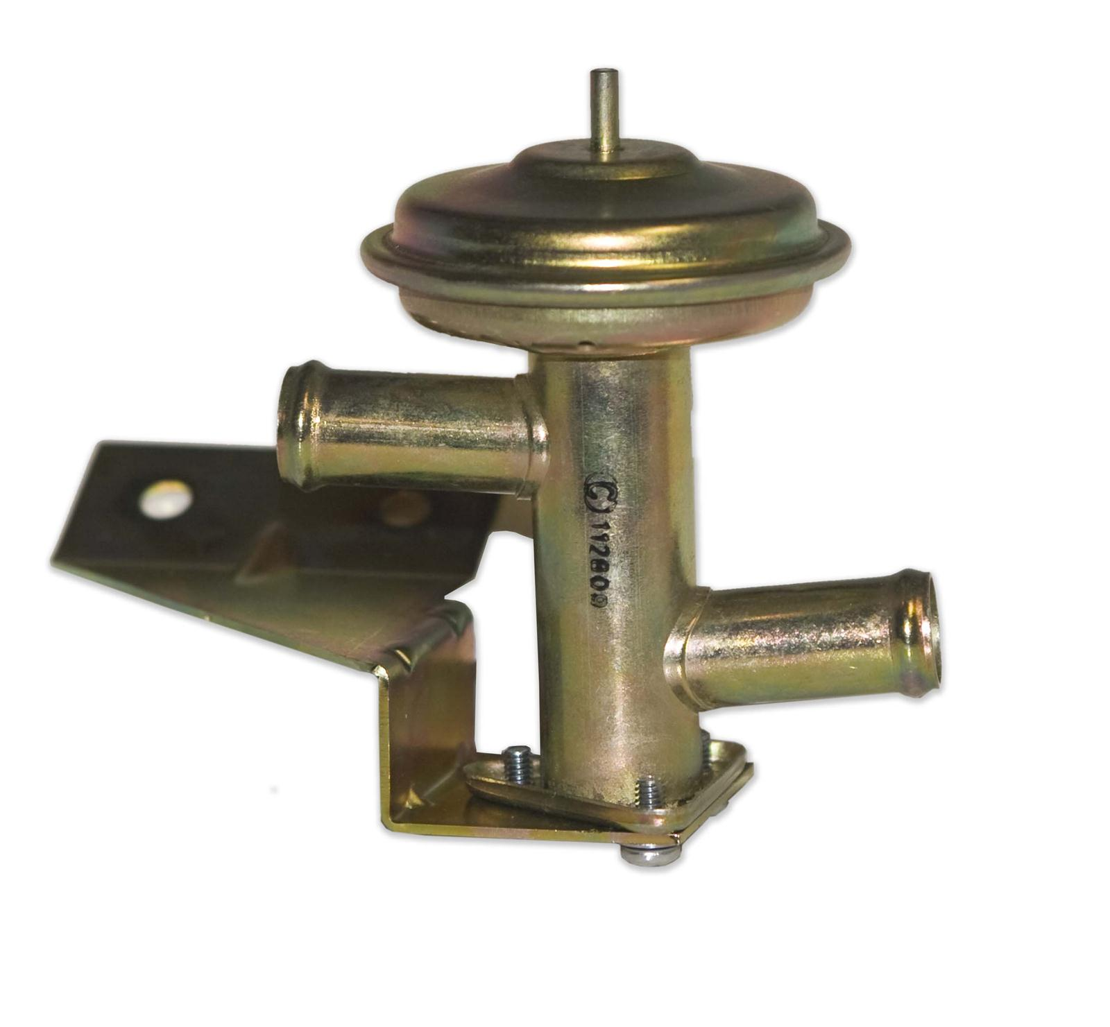 Scott Drake Heater Control Valves C7ZZ-18495-A - Free Shipping on Orders  Over $99 at Summit Racing