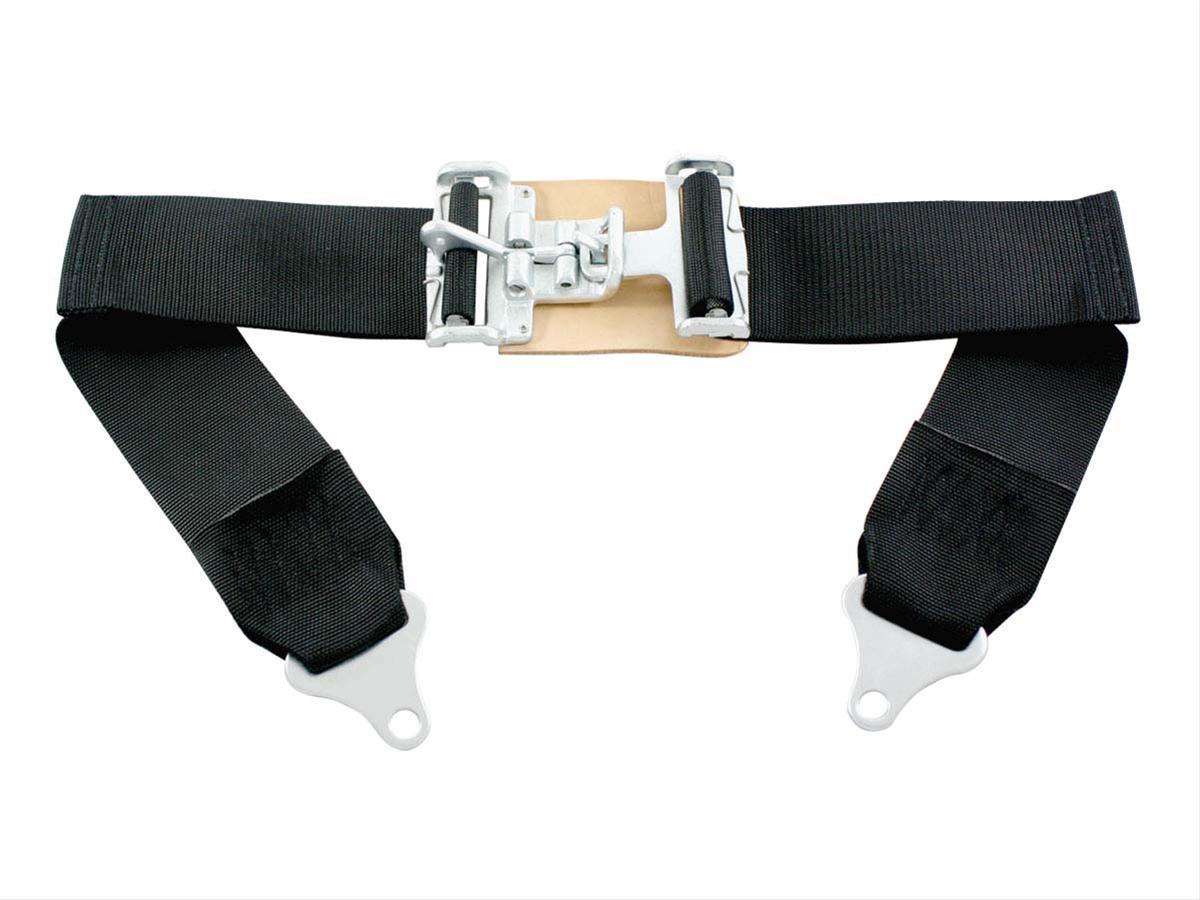 Scott Drake Race-Style Lap Belts SB-RACE - Free Shipping on Orders ...
