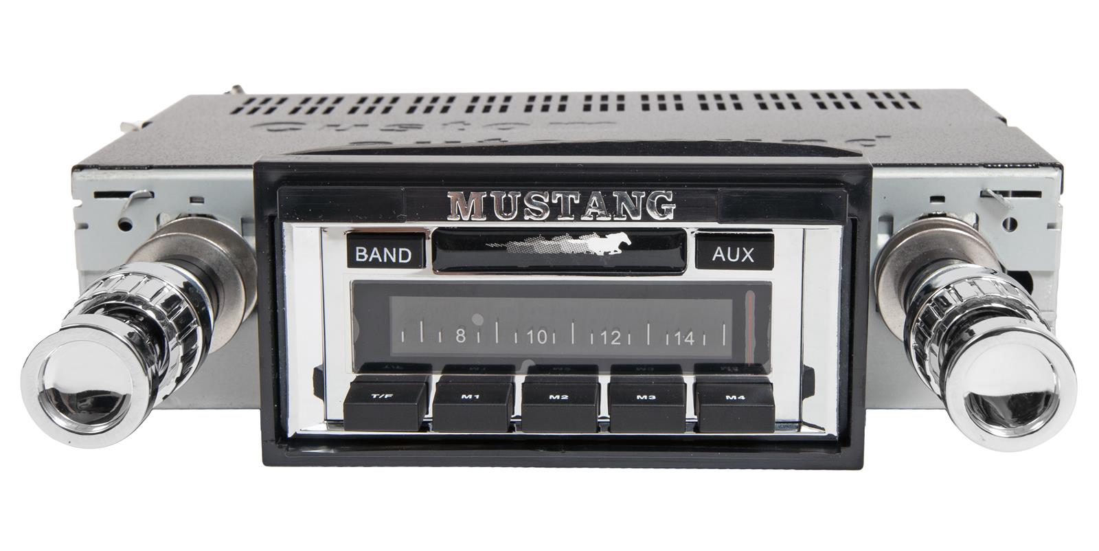 Scott Drake Custom Autosound USA-230 Radios USA-230-7C