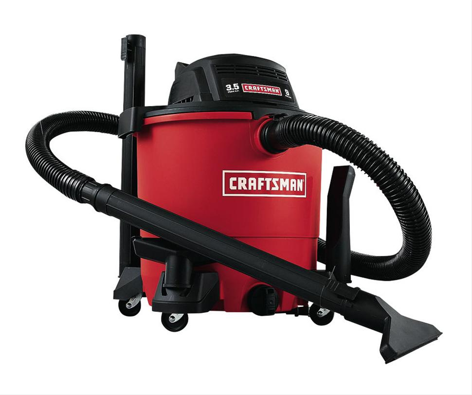 Craftsman Wet Dry Vac Parts >> Craftsman 9 Gallon Wet-Dry Vacuum Cleaners 009-17967 - Free Shipping on Orders Over $99 at ...