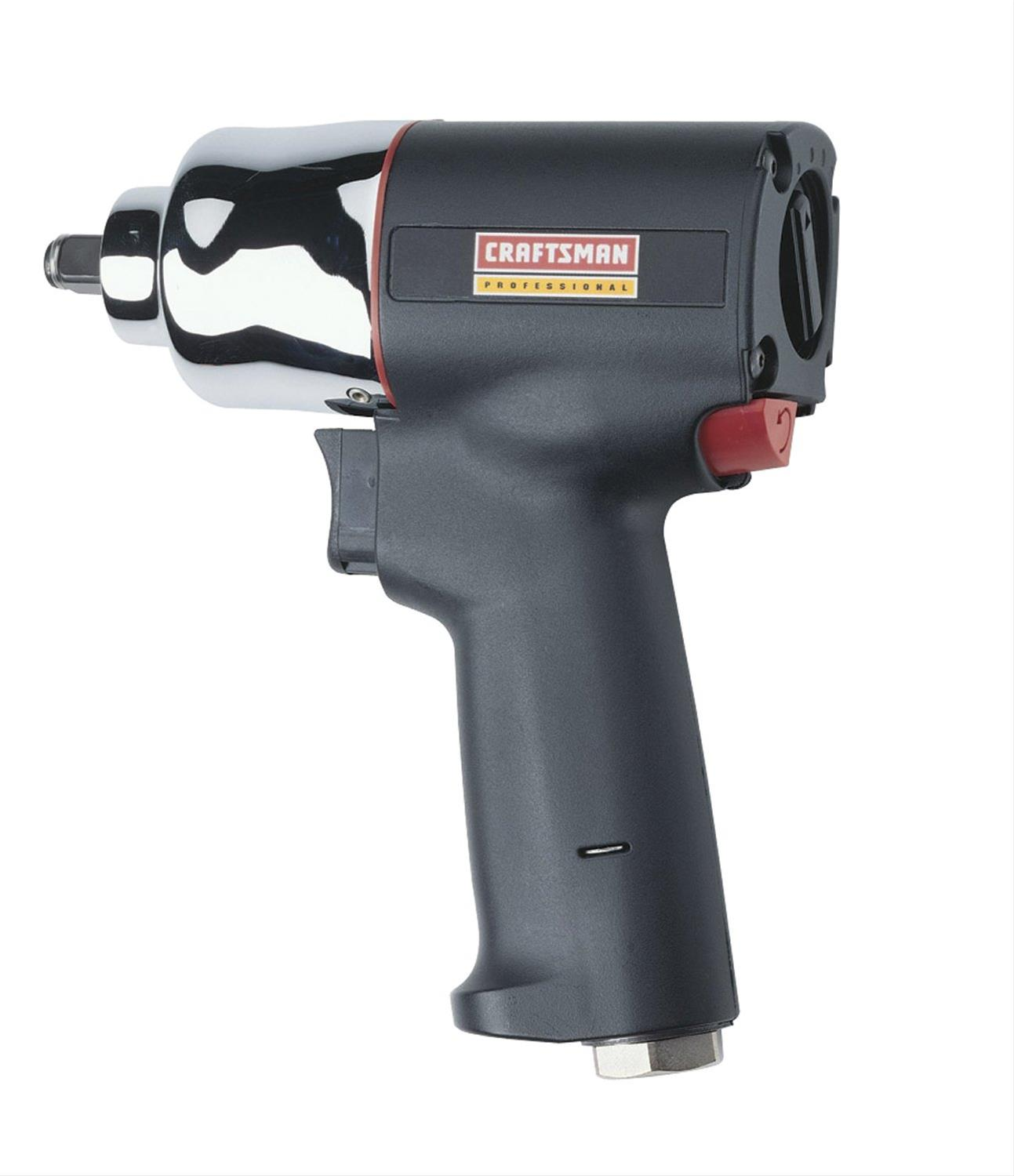 Craftsman Professional 3 8 In Drive Impact Wrenches 009 19916 Free Shipping On Orders Over 99 At Summit Racing