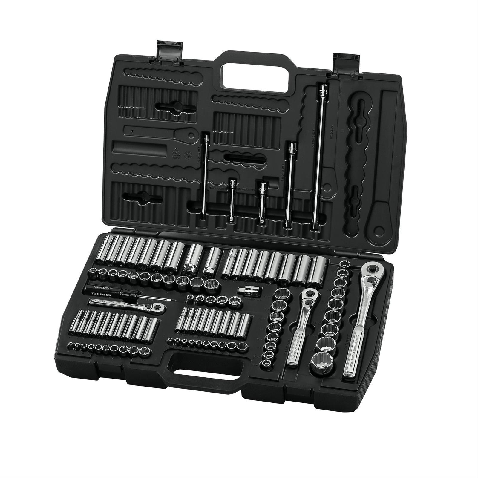 Craftsman Industrial 99 Piece Mechanics Tool Sets 009