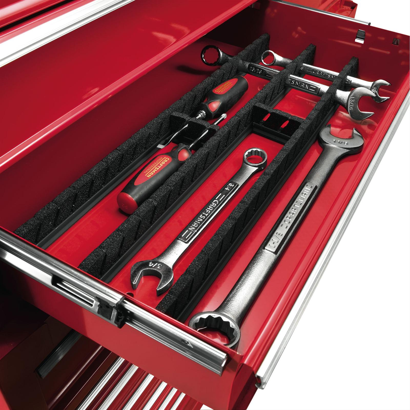 Craftsman Toolbox Drawer Divider Systems 009 65397 Free Shipping On Orders Over 99 At Summit Racing