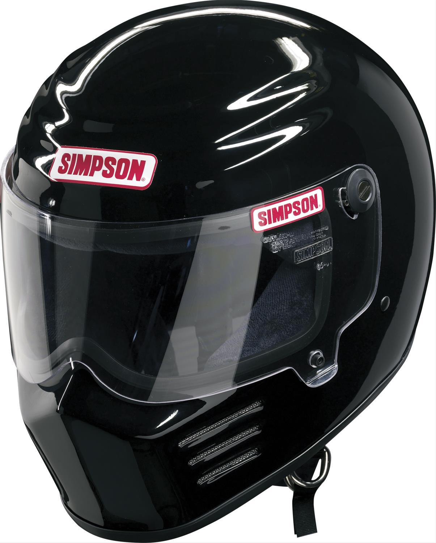 Simpson Racing Helmets >> Simpson Racing Outlaw Bandit Series Helmets 28315l2