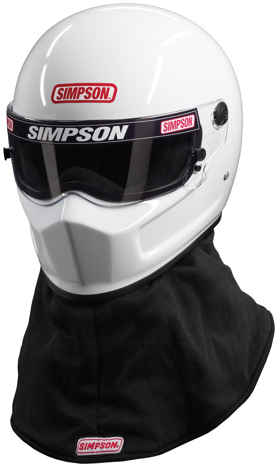 Simpson Bandit Series Helmets 6200001 F Free Shipping On Orders