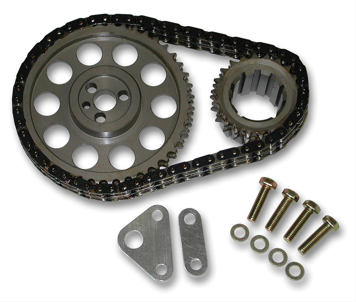 Chevy Ls6 Camshaft: SLP Performance LS1/LS6 Double-Roller Timing Chain Set