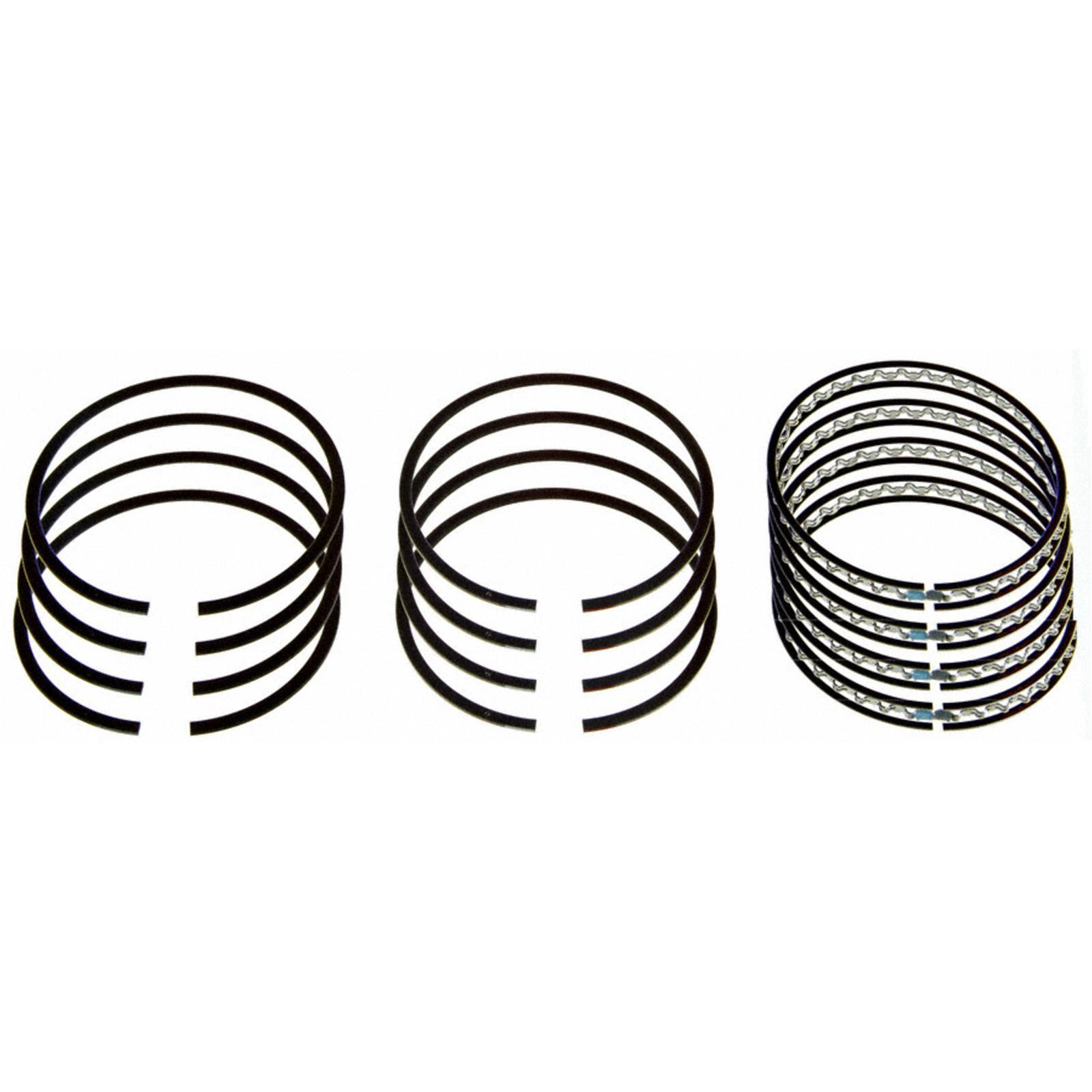 Hastings 2C4984016 4-Cylinder Piston Ring Set