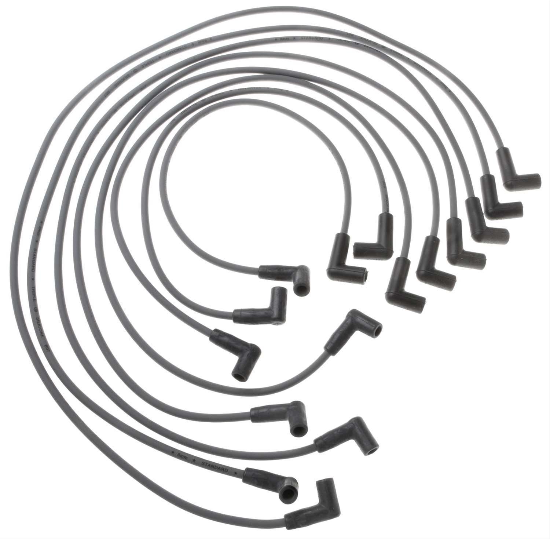 Delphi XS10282 Spark Plug Wire Set