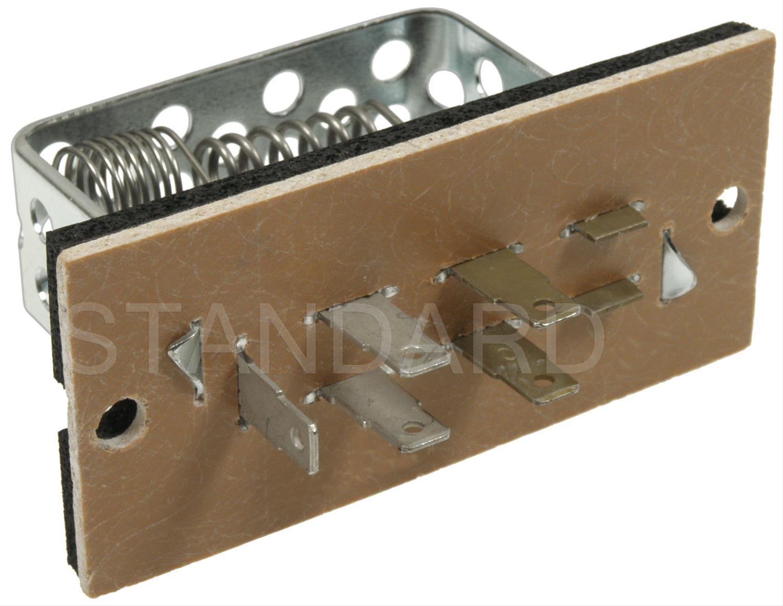 Standard Motor Products RU-687 Blower Motor Resistor