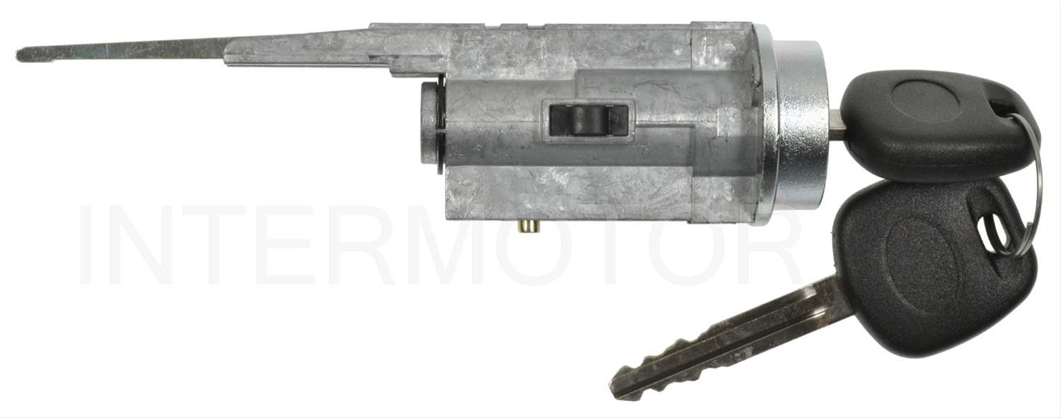 Standard Motor Products US252L Ignition Lock Cylinder