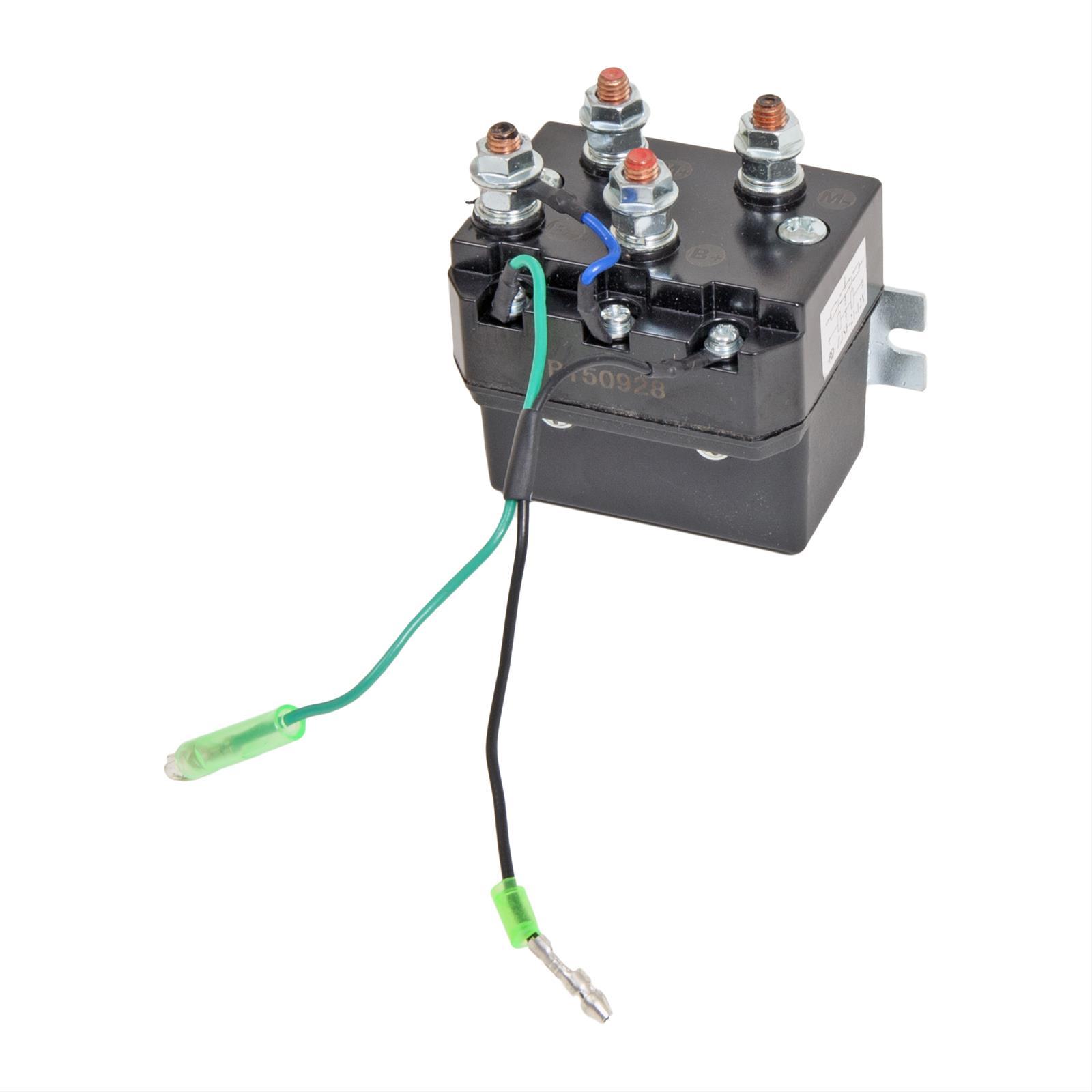Smittybilt Atv Winch Wiring Diagram Data Diagrams Warn M12000 Remote Control Solenoid