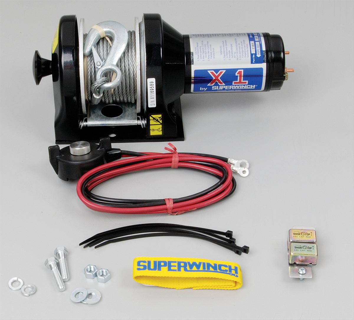 Superwinch 1181