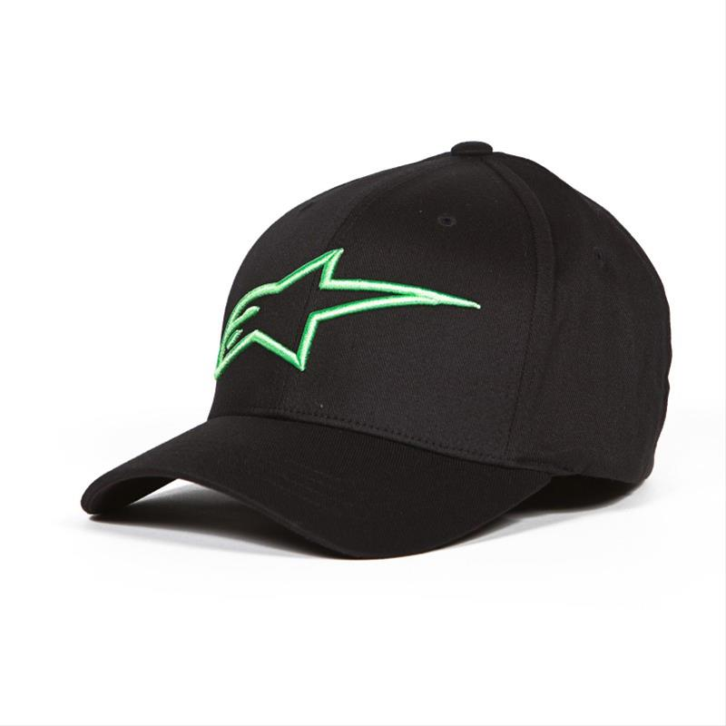 Maximum Alpinestars Hat Black,Large//X-Large
