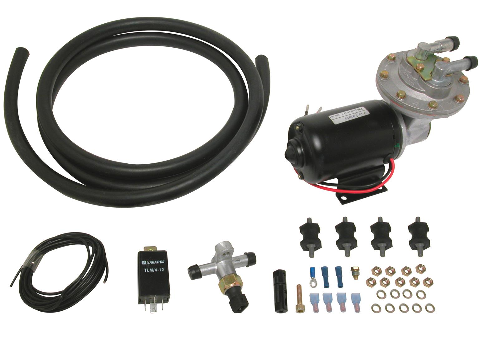 Ssbc Electric Vacuum Pump Kits 28146 Free Shipping On Orders Over Volvo Wiring Diagram 99 At Summit Racing
