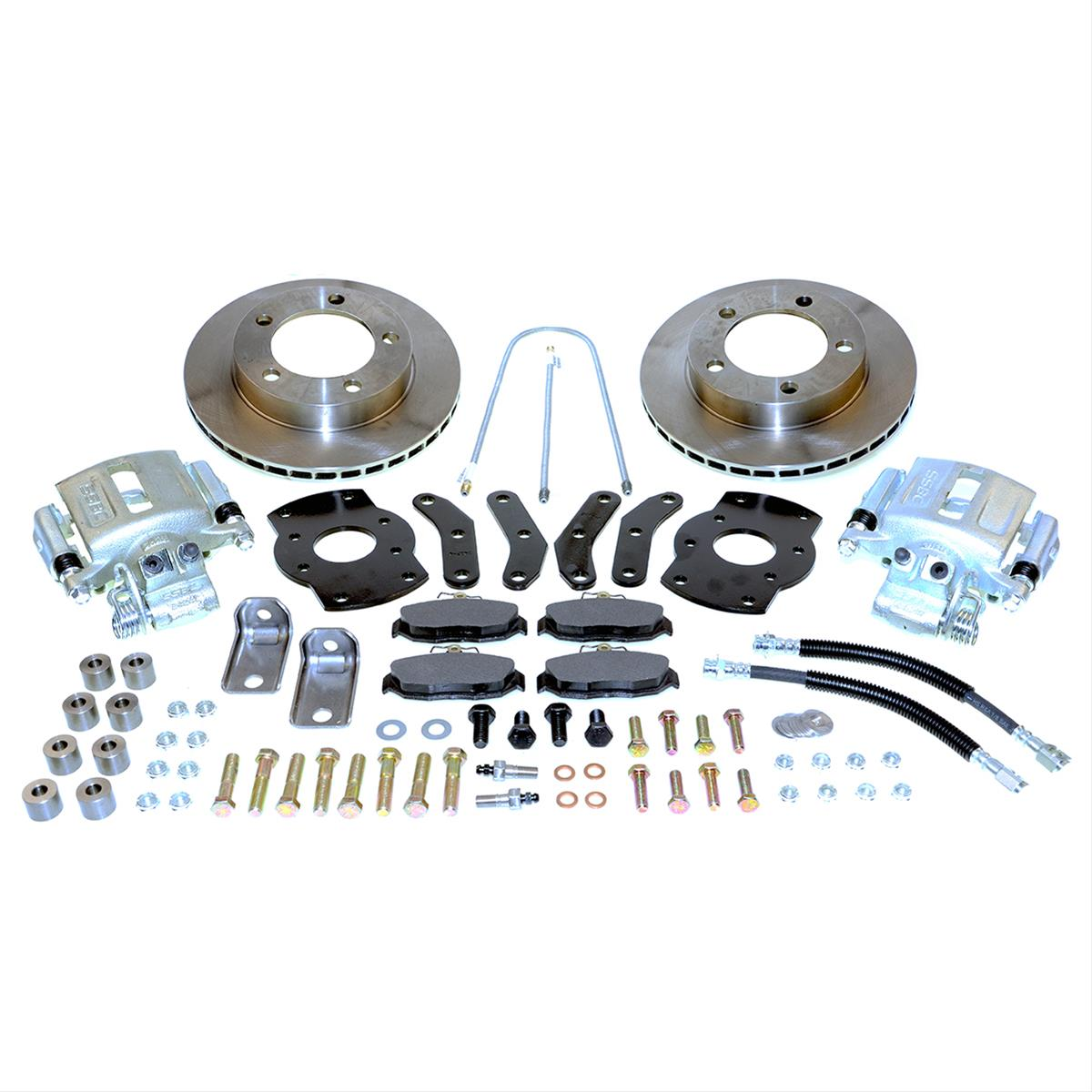 SSBC Drum to Disc Brake Conversion Kits A130-2
