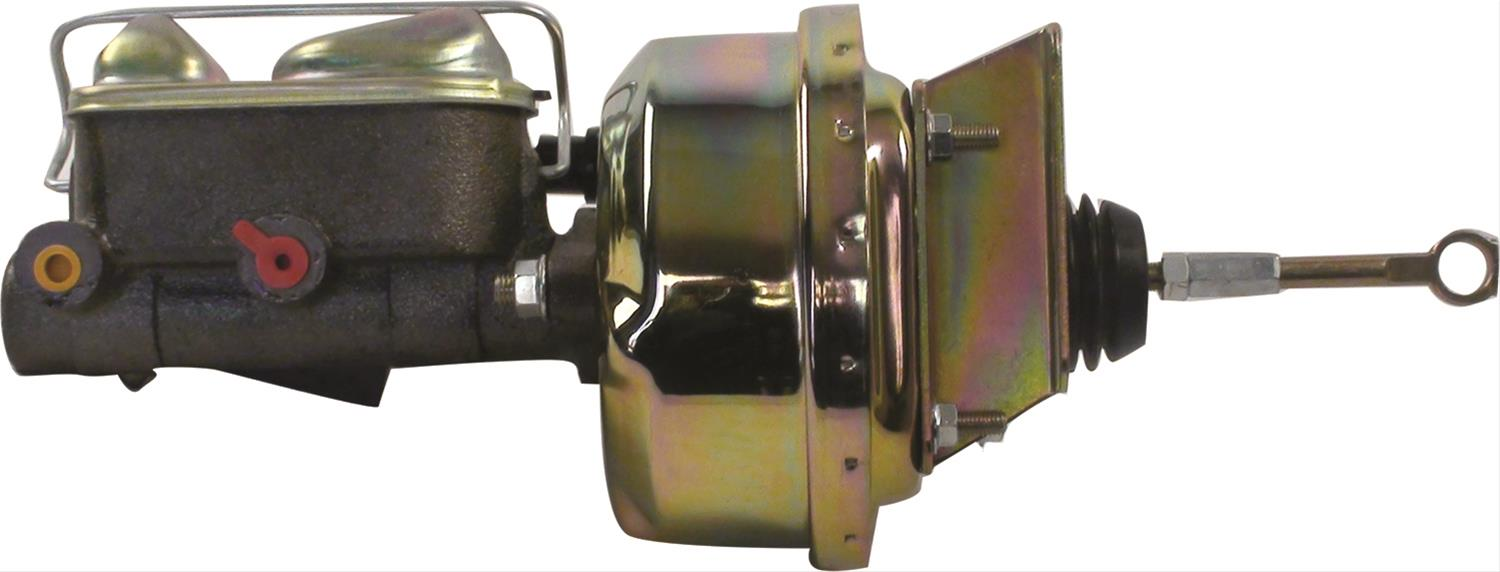 Ford Mustang Ssbc Master Cylinder And Booster Assemblies A28143 1948 Free Shipping On Orders Over 99 At Summit Racing