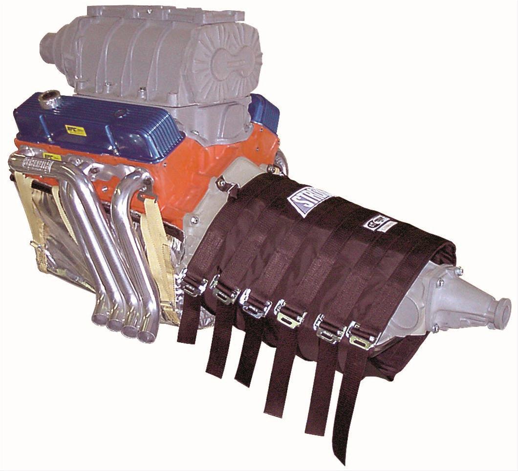 Tractor Clutch Blankets : Stroud safety kevlar powerglide blankets ebay