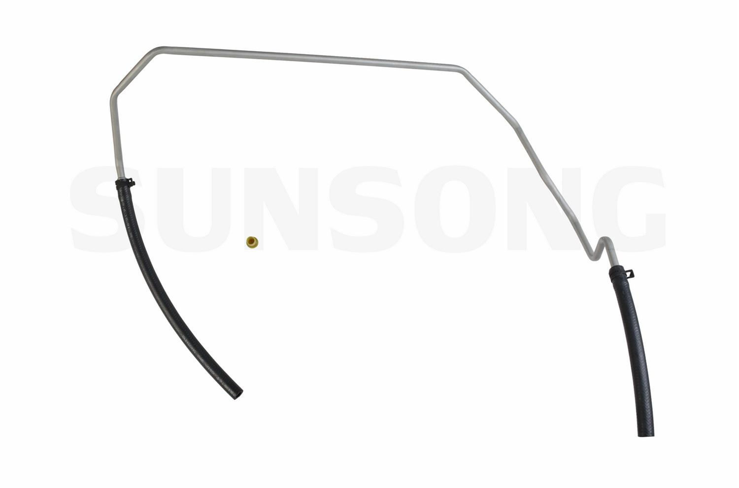 Sunsong 3402813 Power Steering Pressure Hose Assembly Toyota