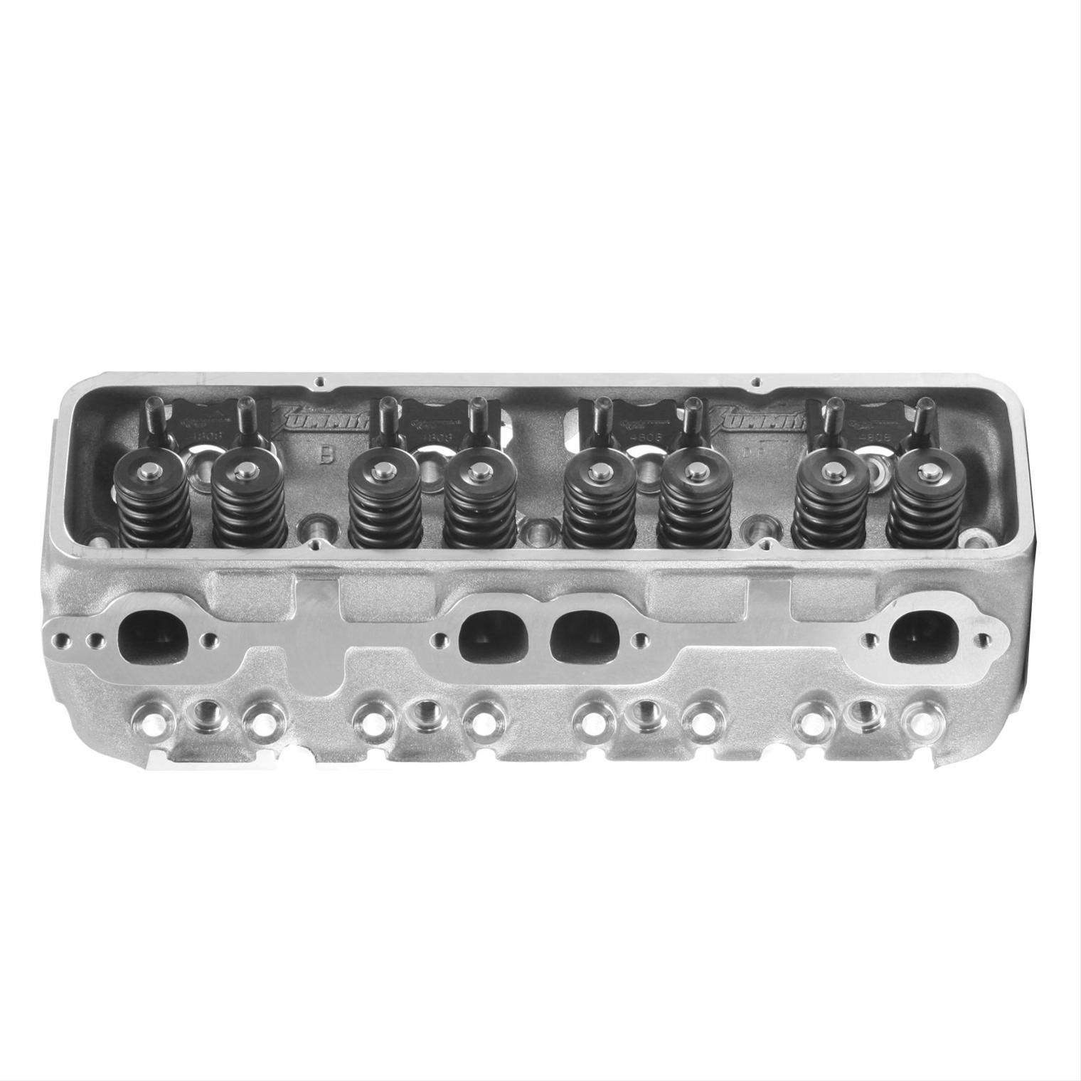 Summit Racing Cylinder Heads Small Chevy