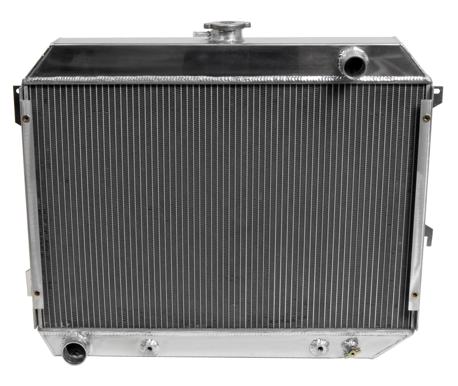 1969 DODGE CHARGER Summit Racing® Performance Fit Aluminum Radiators  SUM-384021