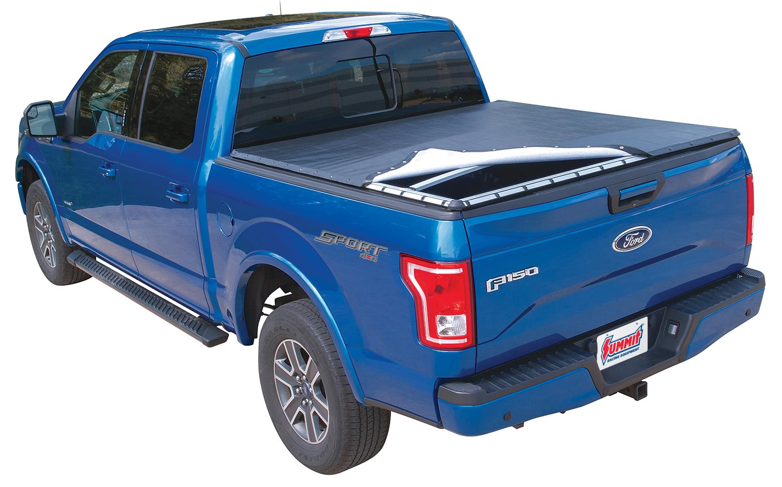 Summit Racing Snap Roll Up Tonneau Covers Sum 484650