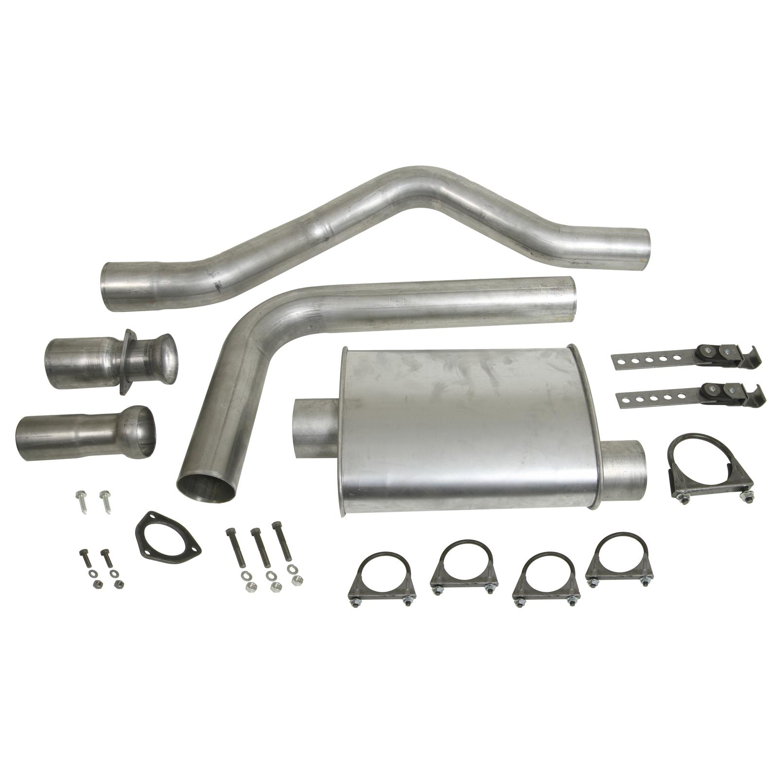 2000 GMC SONOMA Summit Racing® Cat-Back Exhaust Systems