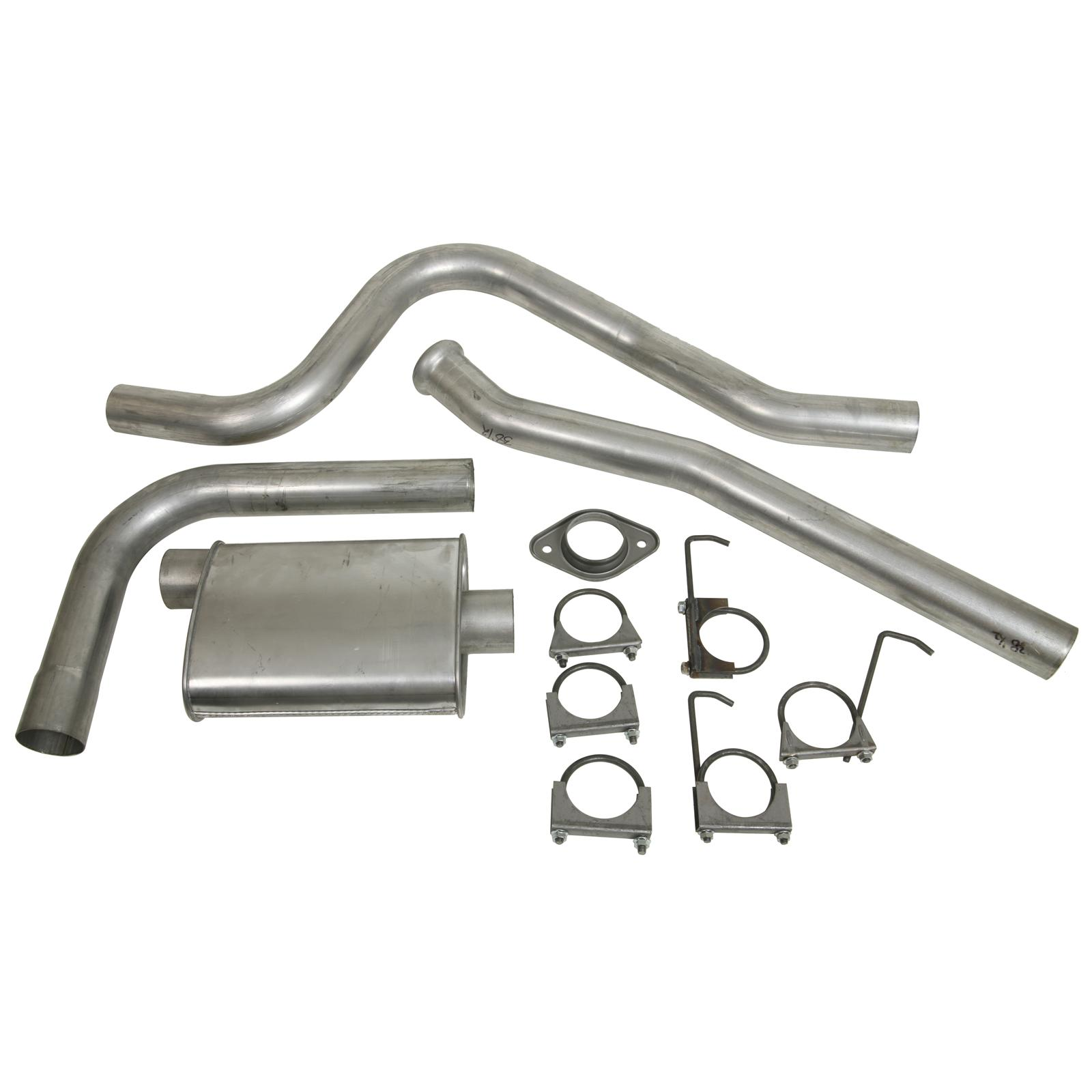 "Summit Exhaust Cat-Back 3.00 "" Psgr Side Exit Chevy"