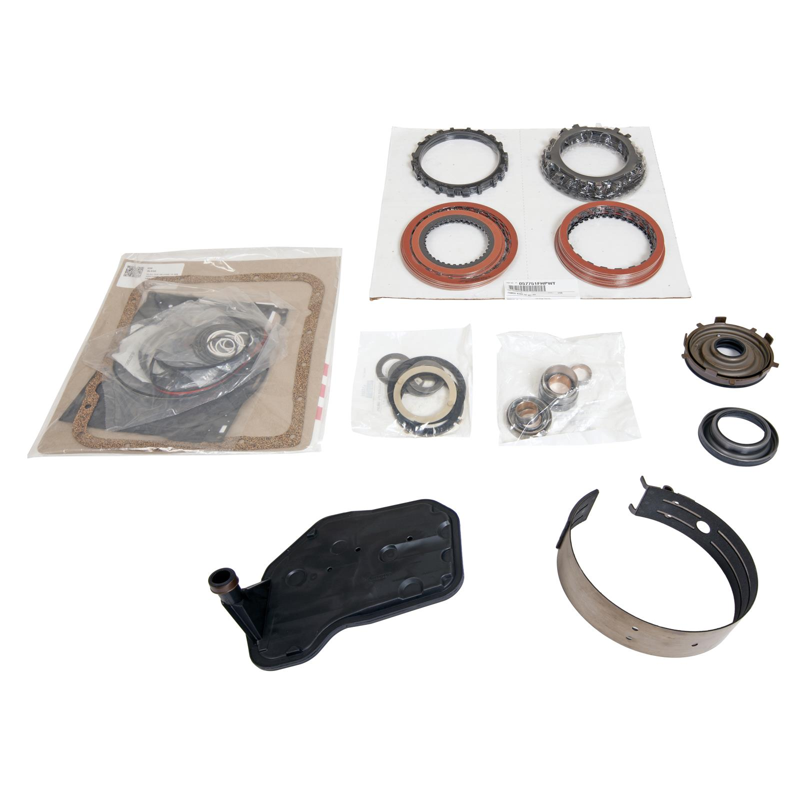 Summit Racing® High Performance Automatic Transmission Rebuild Kits  SUM-705025