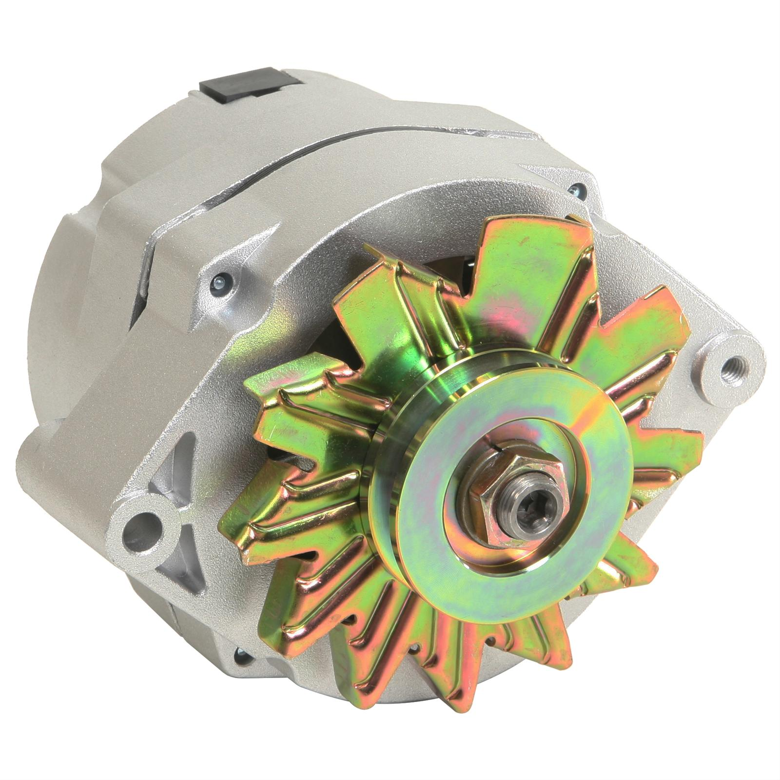 Summit Racing Alternators Sum 810344 Free Shipping On Orders Over Two Engines And Using Thedual Alternator Controller 99 At