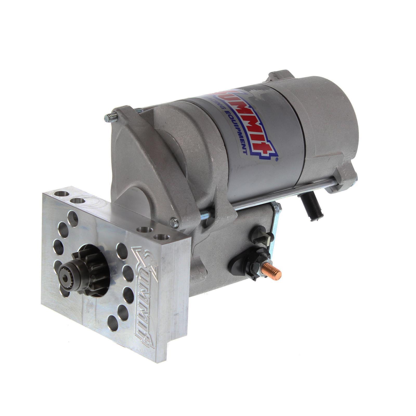 [SCHEMATICS_48IU]  Summit Racing® Protorque Starters SUM-820323-M | Pro Torque Starter Wiring Diagram |  | Summit Racing