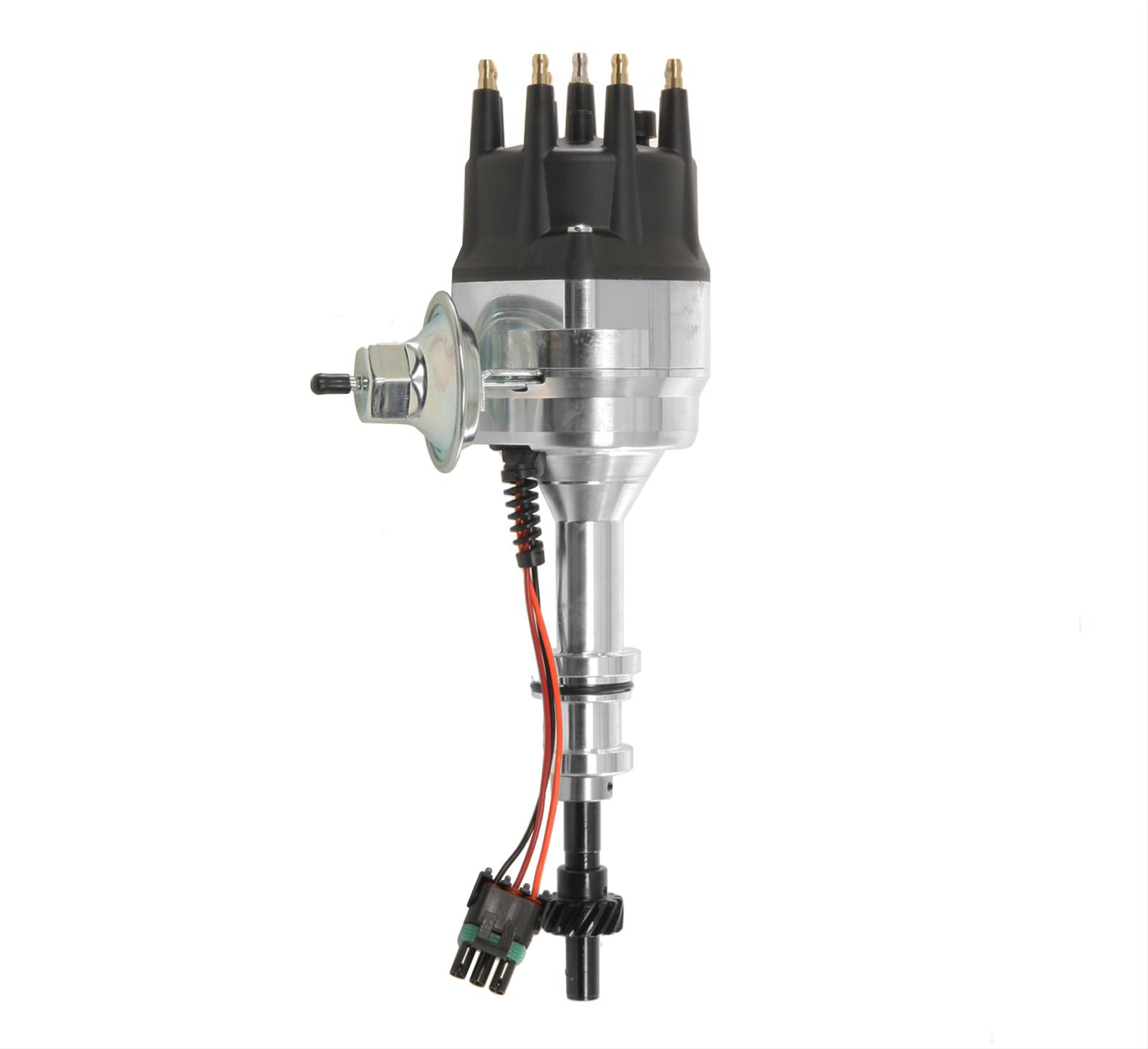 Summit Racing Ready To Run Billet Distributors Sum 850303 1 Free Ignition Circuit Diagram For The 1951 54 Packard All Models Shipping On Orders Over 49 At