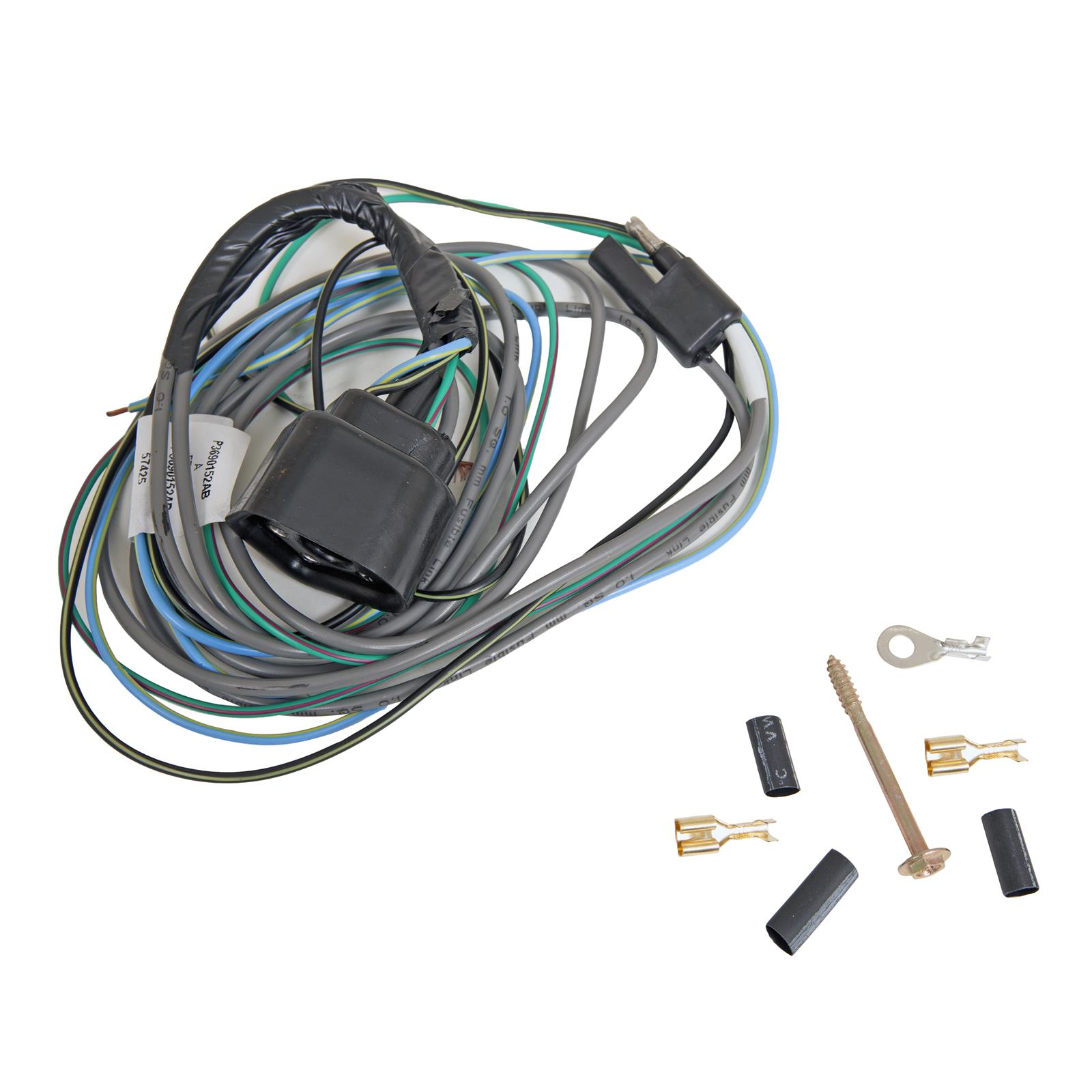 Summit Racing Mopar Electronic Control Wiring Harnesses Sum 851010 2001 Cadillac Eldorado Harness Free Shipping On Orders Over 49 At