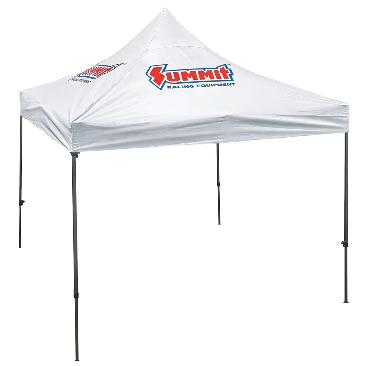 Pop Up Canopy Tent >> Summit Racing 10 X 10 Pop Up Canopy Tents Sum 941062 Free