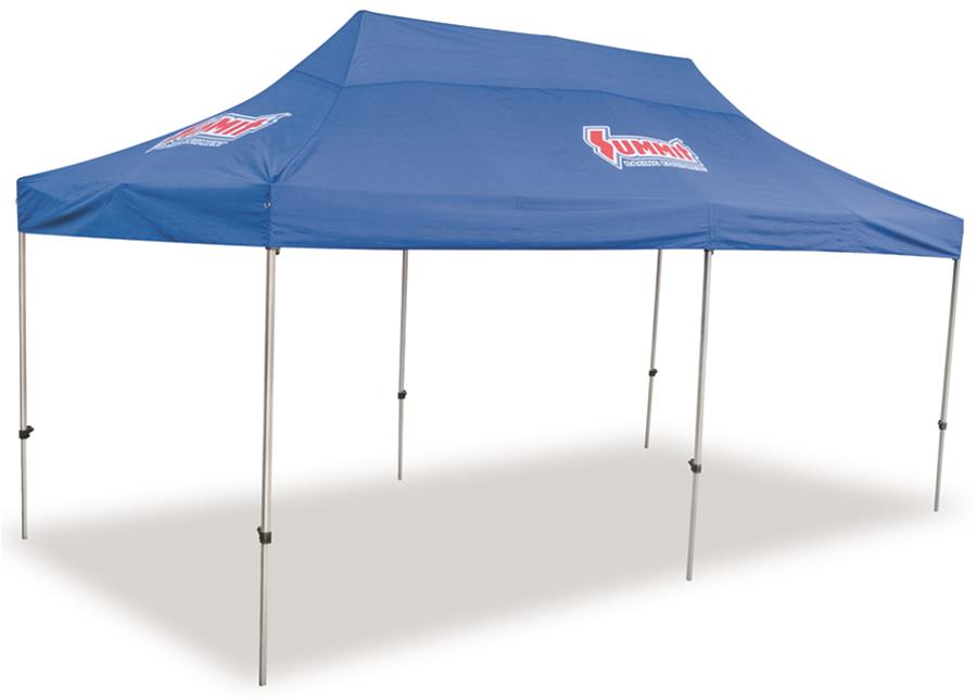 Pop Up Canopy Tent >> Summit Racing 20 X 10 Pop Up Canopy Tents Sum 941622