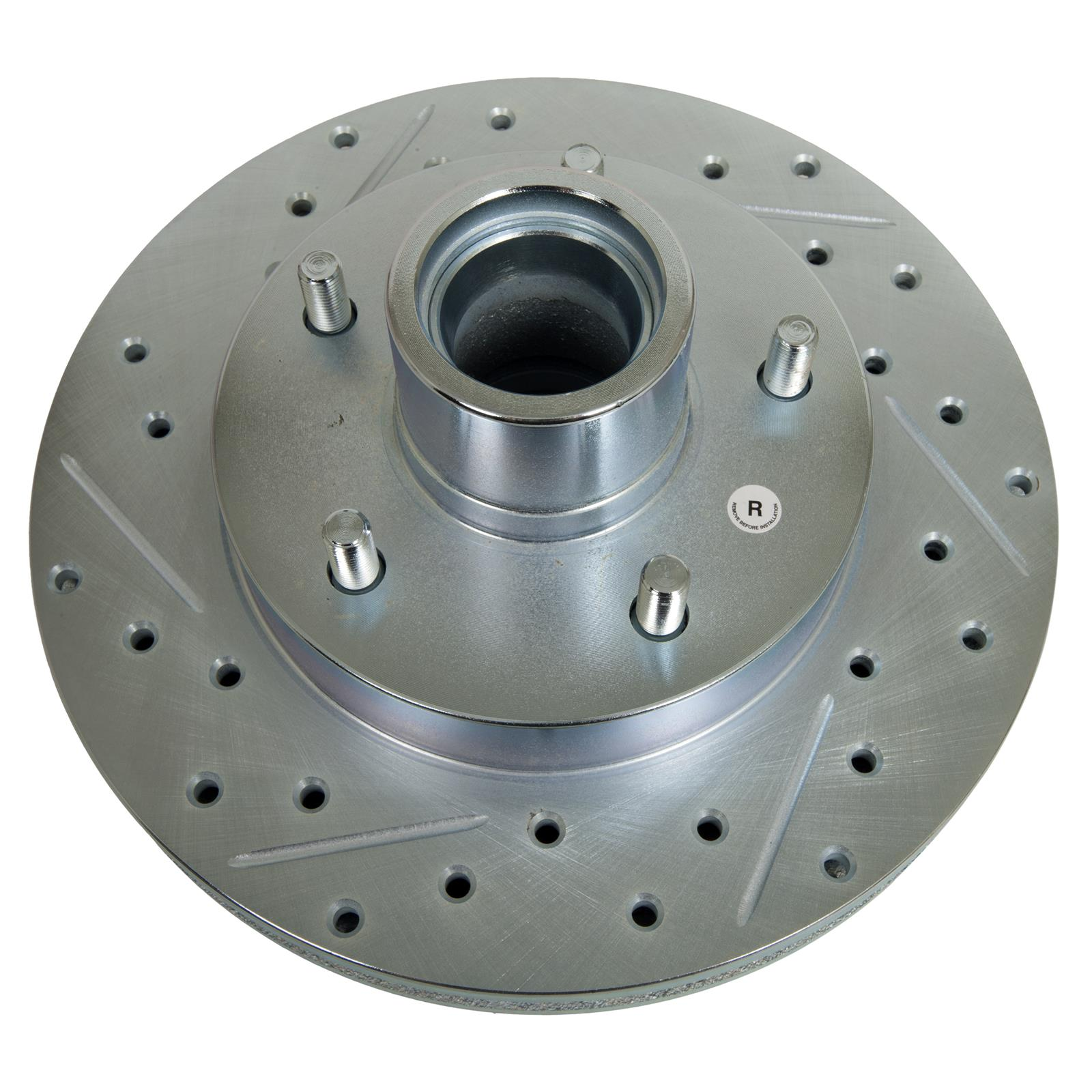Drilled and Slotted Rotor AR8215XPR Power Stop