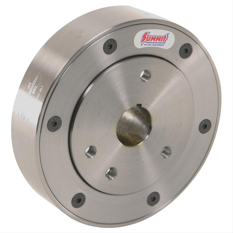 Summit Harmonic Balancer SFI Internal Balance Steel