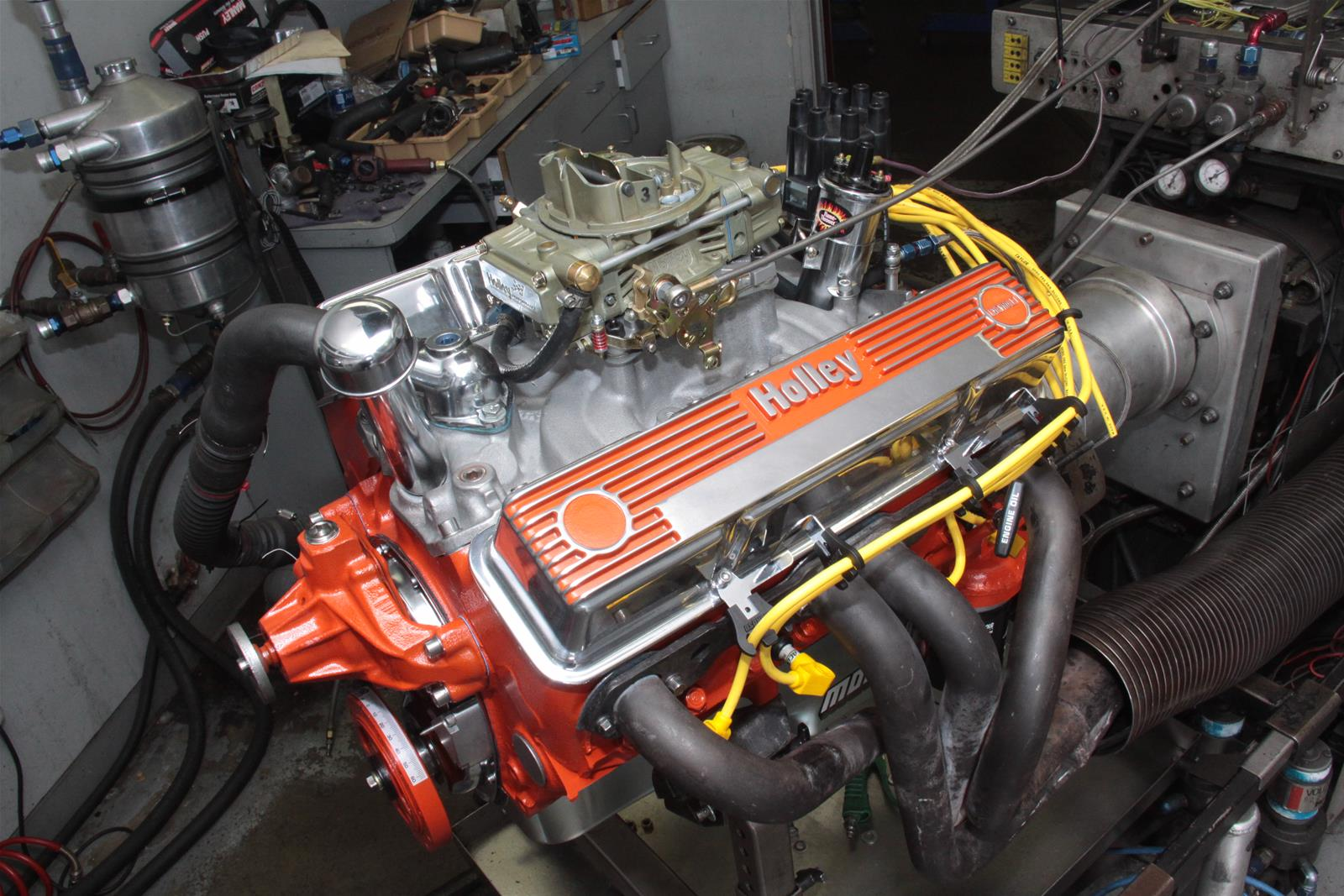 Chevy High Performance >> Chevy High Performance Class Of 68 Chevy 327 Short Block Combos Sum