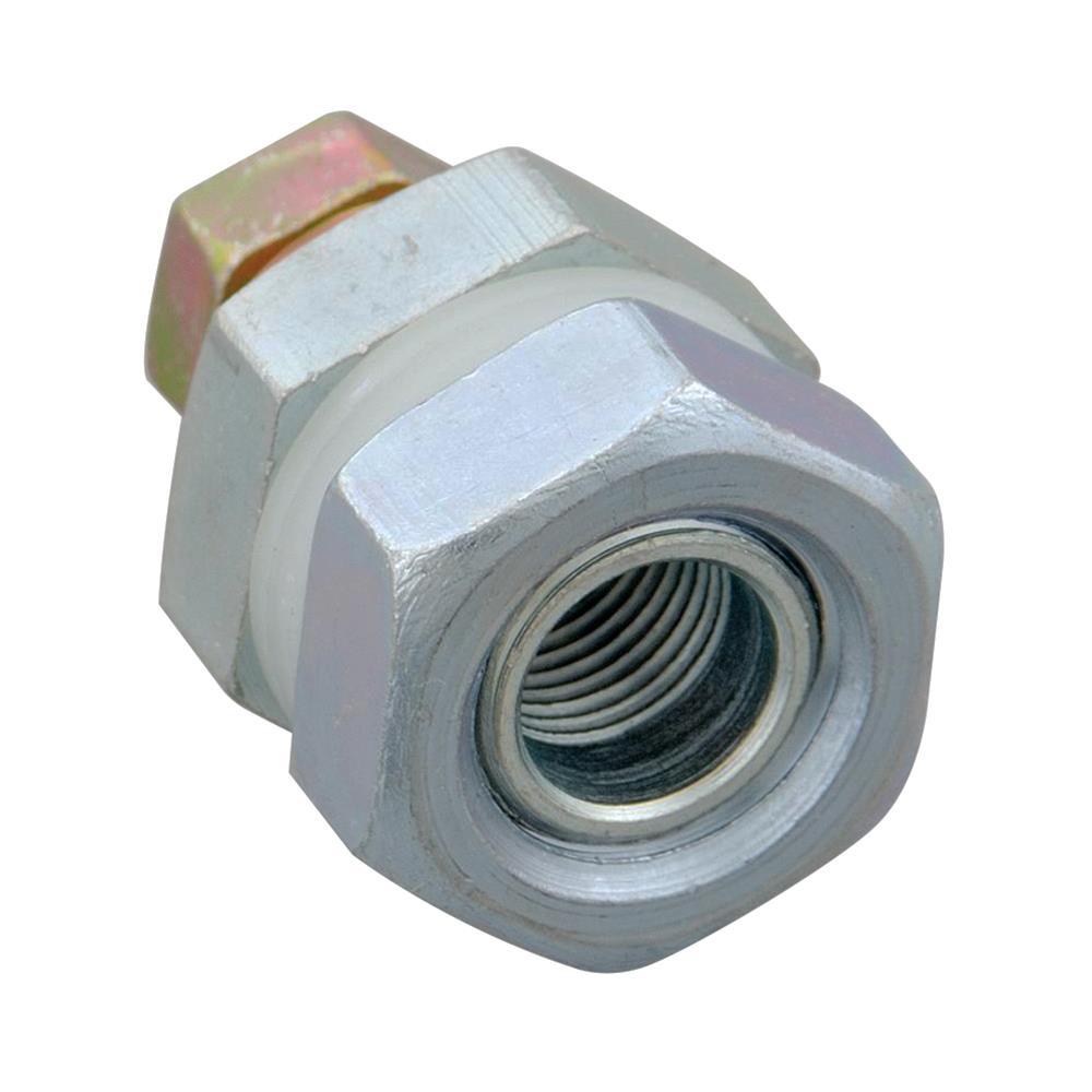 """B/&M Drain Plug Kit Universal 1//8/"""" NPT Plug 1//2/""""-20 Outside Threads 80250"""