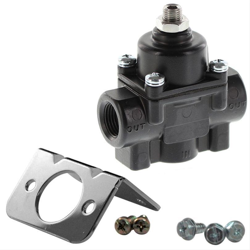 Summit Racing® Fuel Pressure Regulators SUM-G3032B