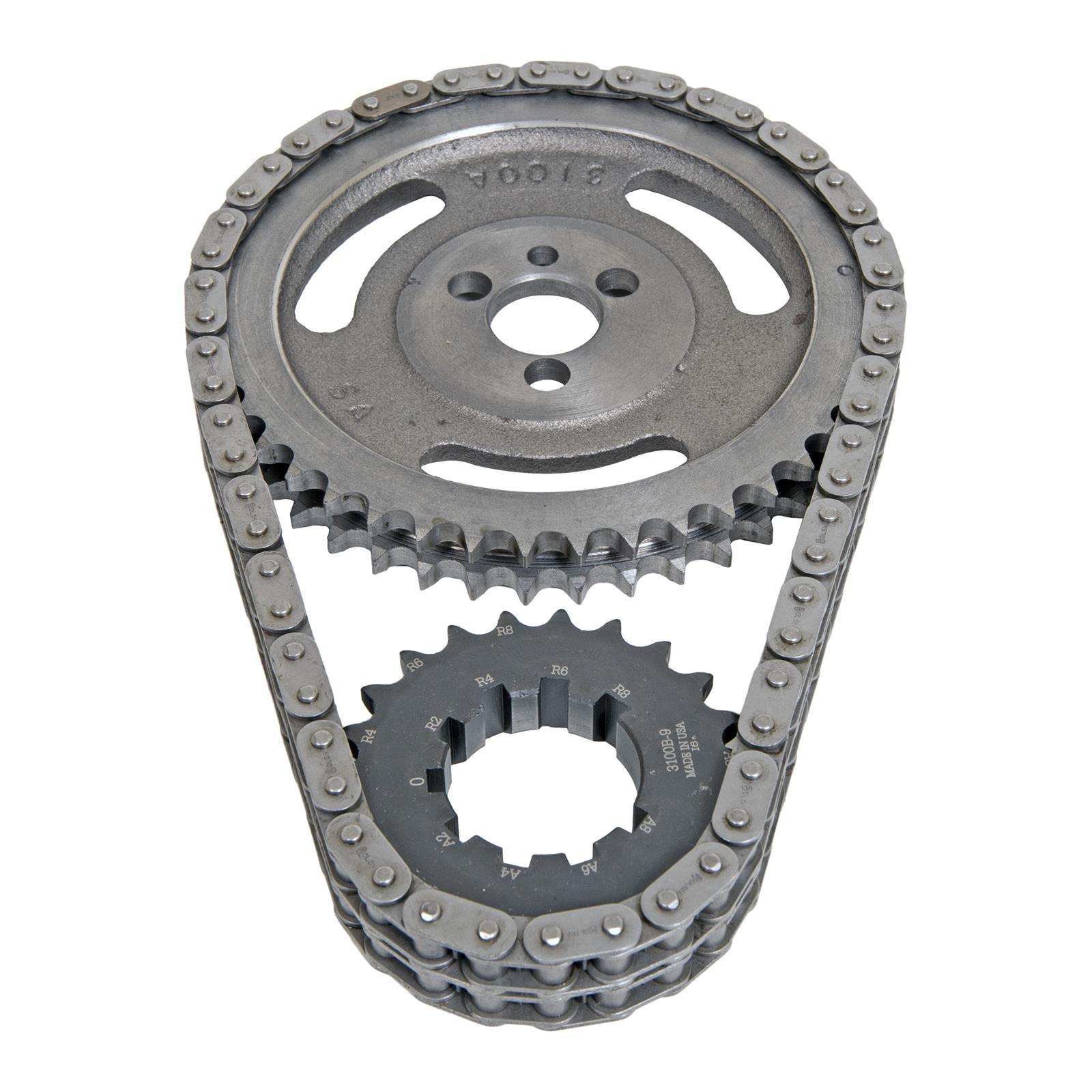 Summit Cam Bearing Tool: Summit Racing True Roller Timing Set SUM-G6600R-9