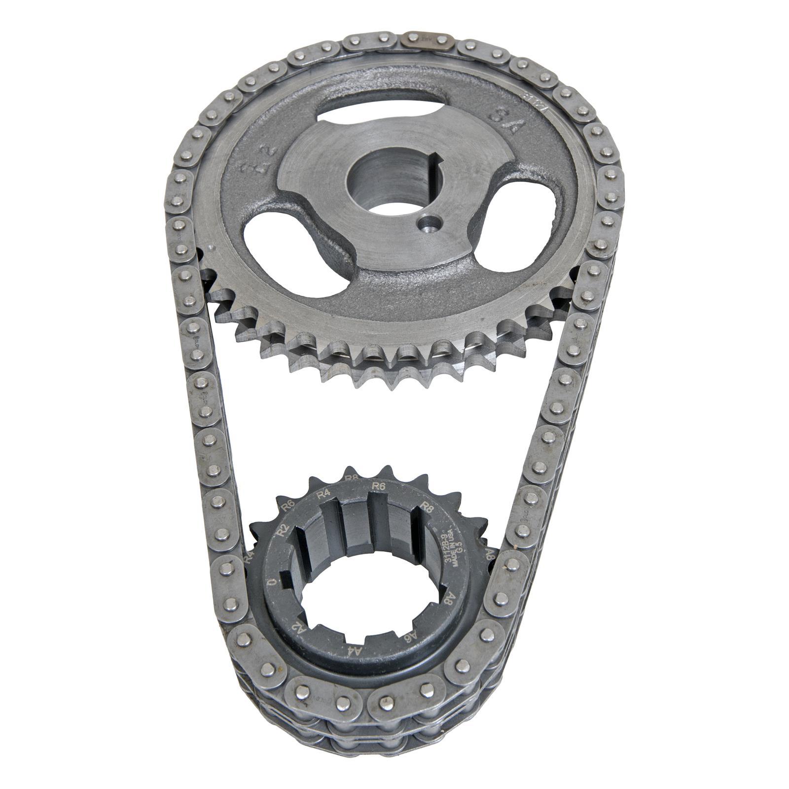 Summit Cam Bearing Tool: Summit Racing True Roller Timing Set SUM-G6612R-9