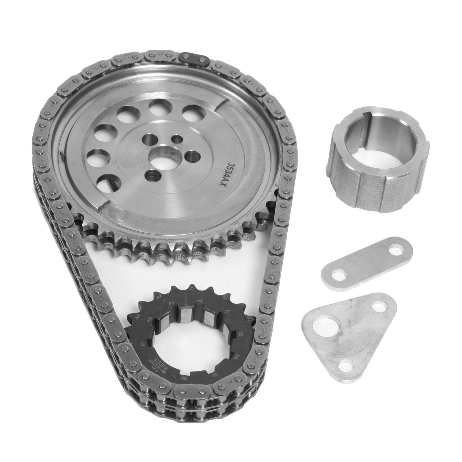 Summit Cam Bearing Tool: Summit Timing Chain & Gear Double Roller Billet Steel