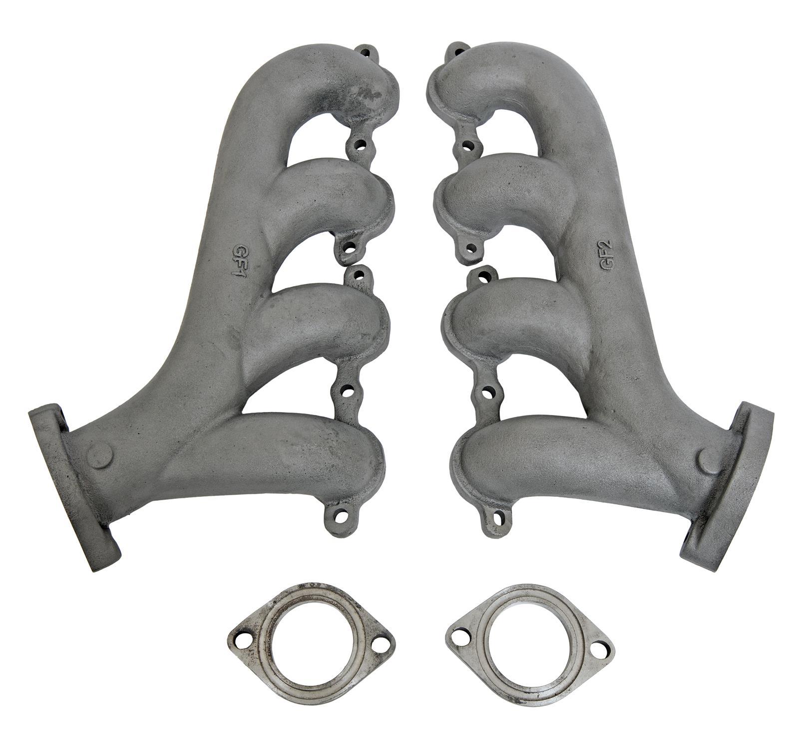 Summit Racing Chevy 4.8, 5.3, 5.7, 6.0, LS Swap Headers