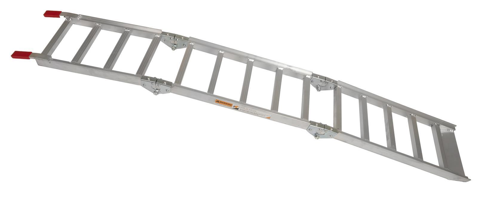 ramp loading ramp 600 lb  capacity 78 500 u0026quot  length 11 750 u0026quot  width alum  natural ea