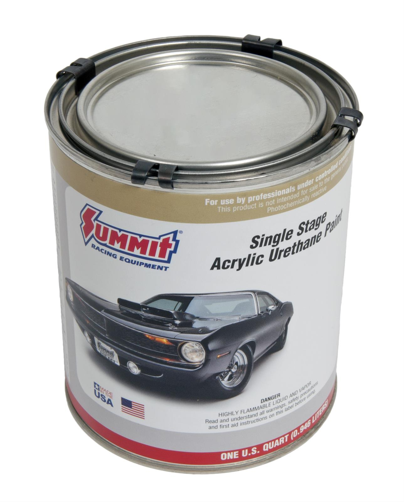 Summit Racing Equipment Acrylic Urethane Paint Sum Up660 Free Shipping On Orders Over 99 At