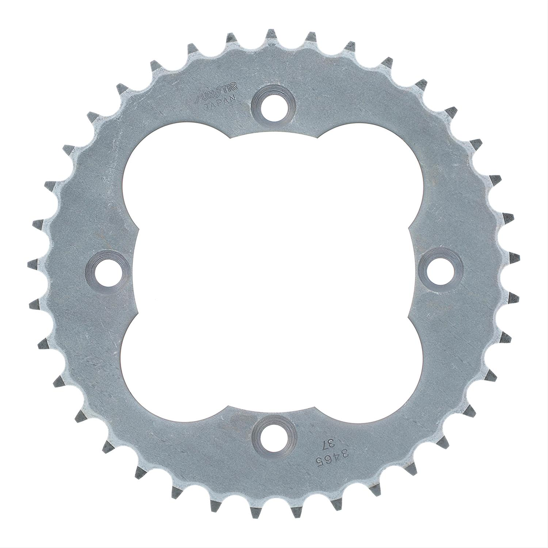 Sunstar 2-246248 48-Teeth 428 Chain Size Rear Steel Sprocket