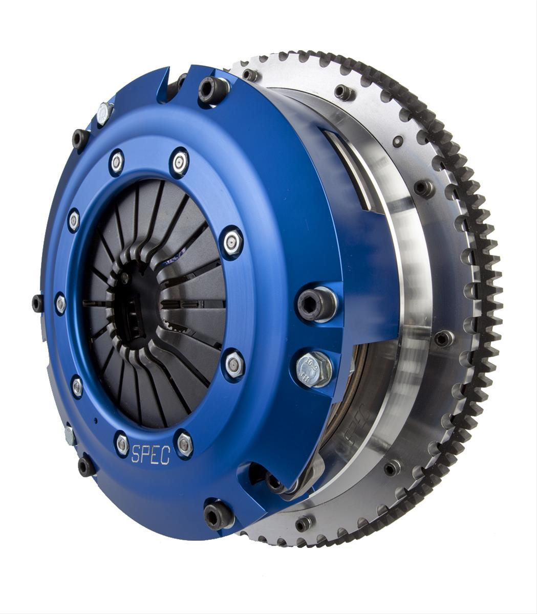 Spec Super Twin Multi Disc Clutch And Flywheel Kits Sc68st 2 Free Shipping On Orders Over 99 At Summit Racing