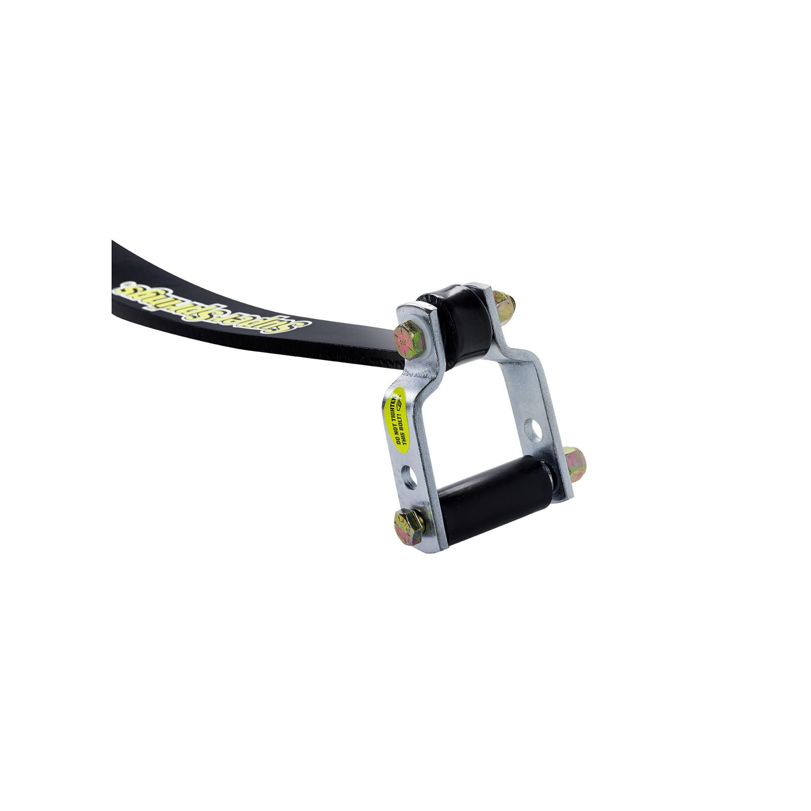 SuperSprings SSA11 Self-Adjusting Leaf Spring Enhancer//Stabilizer