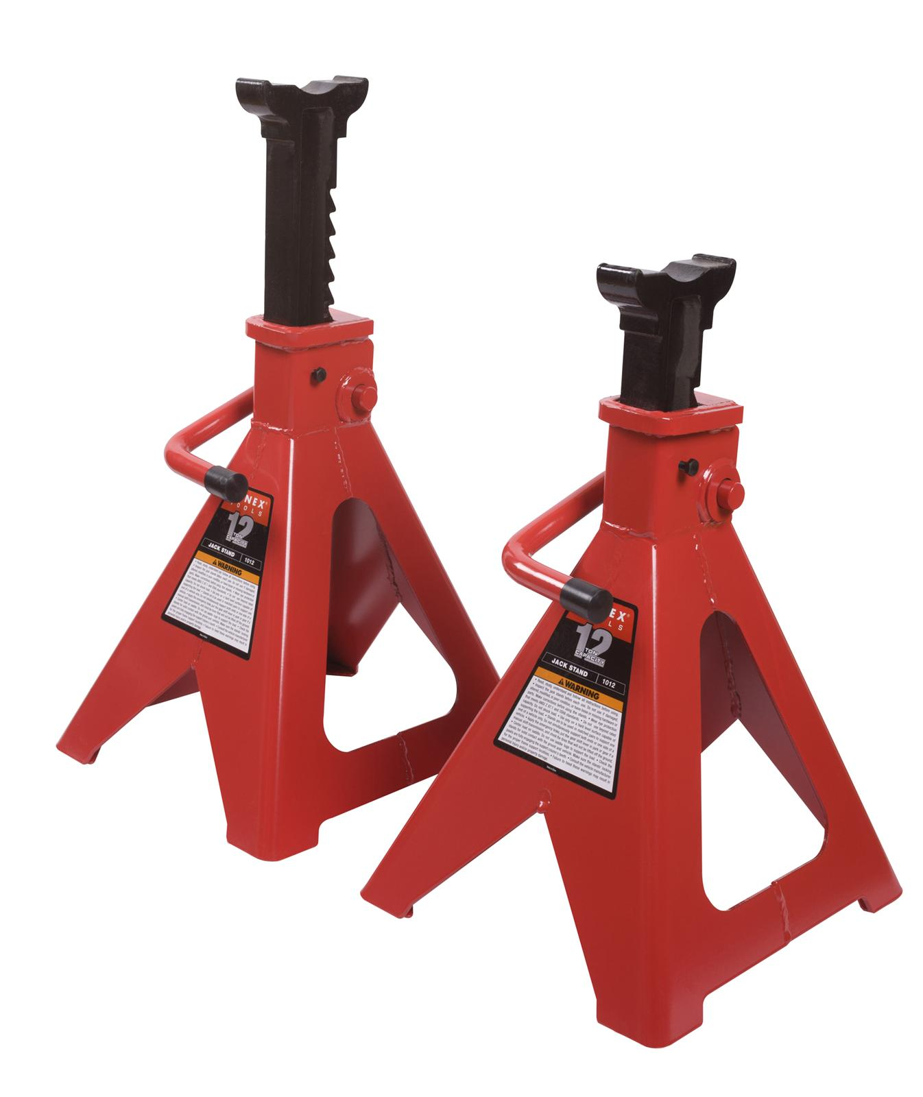 Sunex Tools Jack Stands 1012 Free Shipping On Orders